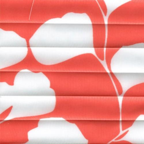 Гинко 4075 красный, 230 см